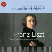 Vesselin Stanev - Liszt: Etudes D' Execution Transcendante (0886976584429) (1 SACD)