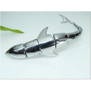 Гривна Danieli-Акула изработена от медицинска стомана 316L (DCB13509)