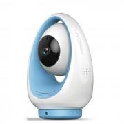 Caméra FosBaby P1 Bleue pour bébé avec détection température, son et mouvement - Foscam