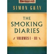 Smoking Diaries Vol 1-3 Boxed Set by Simon Gray