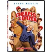 Cheaper by the Dozen DVD 2003