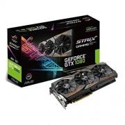 Asus ROG STRIX-GTX1080-8G-GAMING Carte graphique Nvidia GeForce GTX 1080, 1771 MHz, 8GB GDDR5X 256 bit, DirectCU III