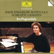 Bach/ Scarlatti - English Suites2&3/ Sona (0028944557329) (1 CD)