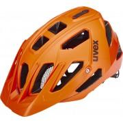 UVEX quatro Helmet orange mat-shiny 56-61 cm 2017 Fahrradhelme