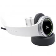 Suporte de Mesa de Carregamento sem Fios Itian para Samsung Gear S2 - Preto