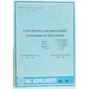 Catechetics And Education, Catéchèse Et Éducation, Bibliographie Internationale 1975-1984 International Bibliography 1975-1984 (Ric Supplément 88-90)