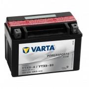 Varta Powersports AGM 12V 8Ah B+ YTX9-BS