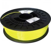 3D nyomtató szál German RepRap 100430 PLA műanyag 1.75 mm Sárga (fluoreszkáló) 750 g (1339446)