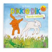 Boek met naam - Dikkie Dik heeft de renkriebels