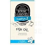 Royal green halolaj kapszula 30 db