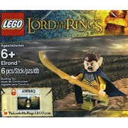 5000202 LEGO Lord of the Rings Elrond Exclusive Minifigure