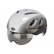 Bell Star Pro Transitions Helmet White/Black Blur 51-55 cm Rennradhelme
