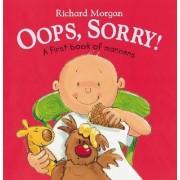 OOPS, Sorry! by Richard Morgan