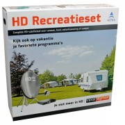 Complete Camping satellietset