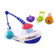 Sassy Fishing Boat