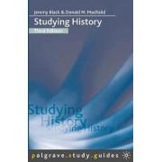 Studying History by Professor Jeremy Black