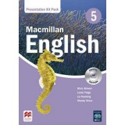 Macmillan English Level 5 Presentation Kit Pack by Louis Fidge