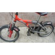 Velo Bicyclette Bike Torpado Billy 16 Vtt Cross