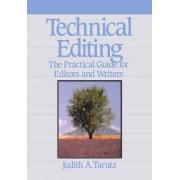Technical Editing by Judith A. Tarutz