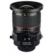 Samyang Tilt-Shift 24mm f/3.5 ED AS UMC (Canon M)
