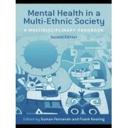 Mental Health in a Multi-ethnic Society by Suman Fernando