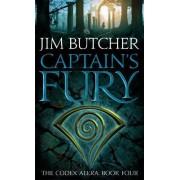 Captain's Fury by Jim Butcher