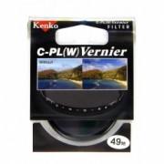 Filtru Kenko Vernier Polarizare Circulara 49mm