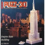 Mini-Puzz 3D Empire State Building (42 Pieces)