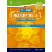 Essential Mathematics for Cambridge Secondary 1 Stage 7 Work Book: Stage 7 by Margaret Thornton