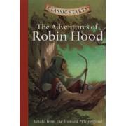 Adventures of Robin Hood by Howard Pyle