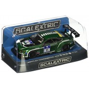 Scalextric Bentley Continental Gt3 2015 Nurburgring Slot Car (1:32 Scale)