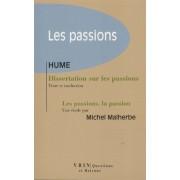 Les Passions - Dissertation Sur Les Passions - Les Passions, La Passion