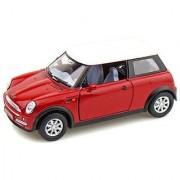 Kinsmart Mini Cooper (Red)