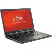 "Notebook Fujitsu LifeBook E554, 15.6"" HD, Intel Core i5-4210M, RAM 8GB, SSHD 500+8GB, No OS"
