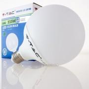Lâmpada LED E27 18w»115W Luz Fria 1800Lm G120 GLOBO