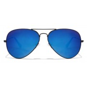 Vincent Chase Popstar VC 5158 Black Blue Reflector Mirror 1112/U1 Aviator Sunglasses