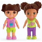 The Explorer Playtime Together Dora And Brown Hair Friend Play Dates