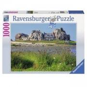 Пъзел от 1000 части - Haus in der Bretagne, Ravensburger , 702113