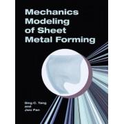 Mechanics Modeling of Sheet Metal Forming by Jwo Pan