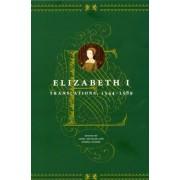 Elizabeth I: Translations, 1544-1589 by Janel Mueller