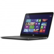 "Notebook Dell XPS 15, 15.6"" Touch Full HD, Intel Core i5-4200H, RAM 8GB, HDD 1TB Hybrid, Windows 8.1, Argintiu"