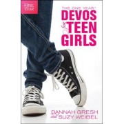 The One Year Devos for Teen Girls by Dannah Gresh