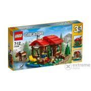LEGO® Creator Casuta de pe malul lacului 31048