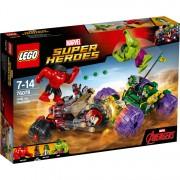 Marvel Super Heroes - Hulk vs. Red Hulk
