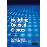Modeling Ordered Choices by William H. Greene