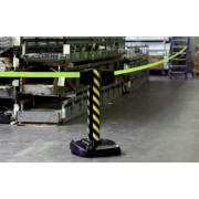 Paletto di delimitazione con nastro estensibile h16217