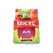 Plastelină inteligentă Monster – pink