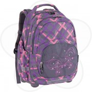Ranac 2 u 1 Kids Plaid Butterfly
