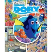Finding Dory Look & Find by Jennifer H. Keast