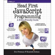 Head First JavaScript Programming by Eric Freeman